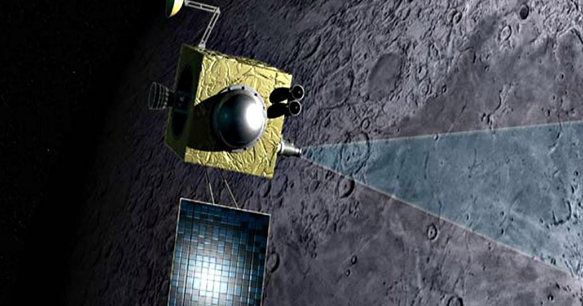NASA encuentra una nave espacial perdida en la órbita de nuestra Luna