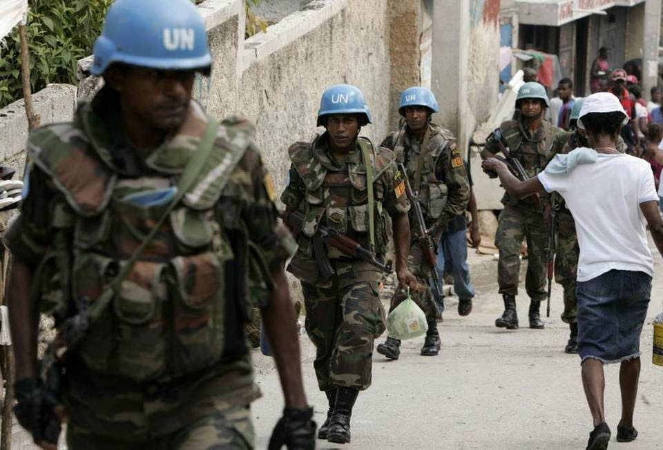 Haiti without U.N. peacekeepers? After almost 13 years, it may happen.