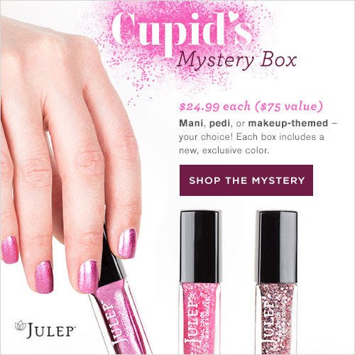 Julep Cupid`s Mystery Boxes an...