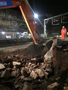 Liverpool Lime Street Night work Oct 2017 - Copy