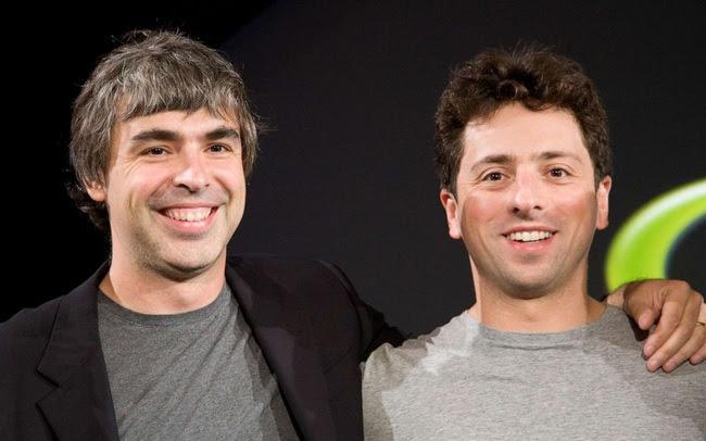 Hai nhà sáng lập Google, CEO và chủ tịch của Alphabet bất ngờ tuyên bố từ chức
