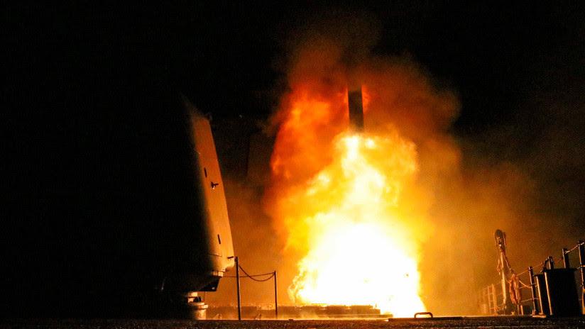 China arremete contra EE.UU.: El ataque contra Siria