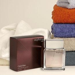 Euphoria Calvin Klein 3.4 oz Eau de Toilette for Men