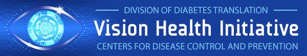 Vision Health Initiative Gov D Banner
