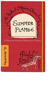 Summer Flambé by Paisley Ray