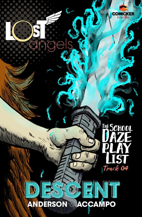 Lost Angels #4