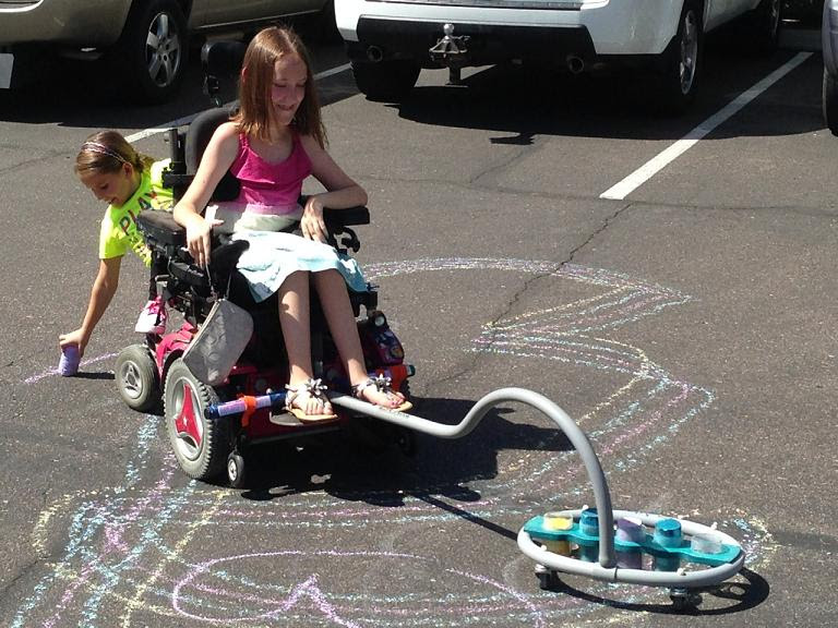 ─ Arts for All: Accessible Arts Experience for Children with Special Needs ─
