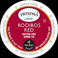 Twinings Rooibos Red Keurig K-cup tea
