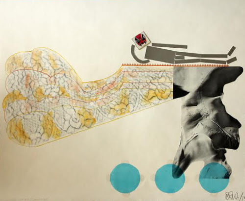 Dorit Trebeljahr (DE), Drachenschwanz 80 x 60 x 160 cm