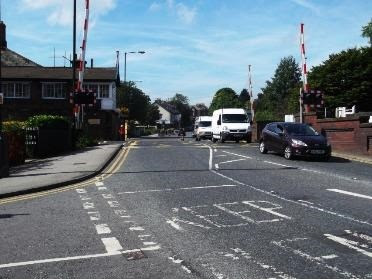 Starbeck level crossing subway to be replaced during late-May bank holiday
