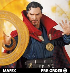 Avengers: Infinity War MAFEX No.152 Doctor Strange