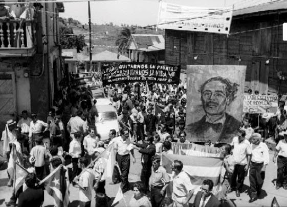Annual parades are held in his honor, both in Puerto Rico and the mainland United States