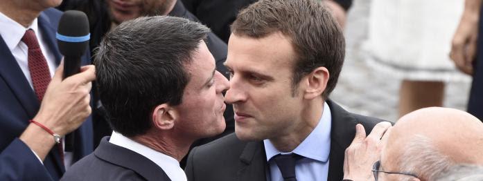 Valls appelle à voter Macron, Fillon annule sa visite à l'école 42, le leader de Podemos soutient Mélenchon