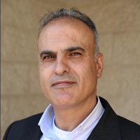 Image of Khaled Quzmar, Director of DCIP
