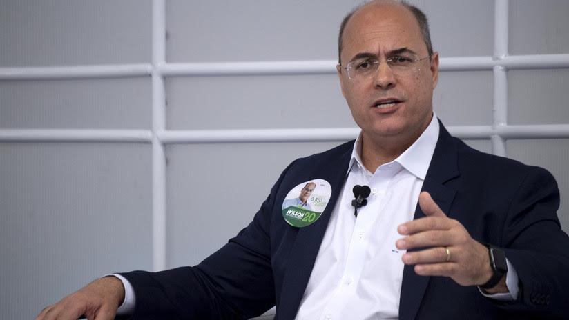 El controvertido plan de mano dura contra el crimen del gobernador electo de Río de Janeiro