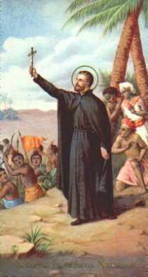 Święty Franciszek Ksawery