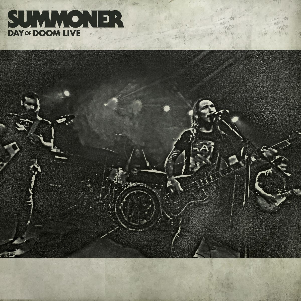 "SUMMONER cover ""Day of Doom Live"""