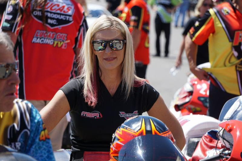 Plenty left to accomplish in 2016 for Victory Motorcycles rider Angie Smith