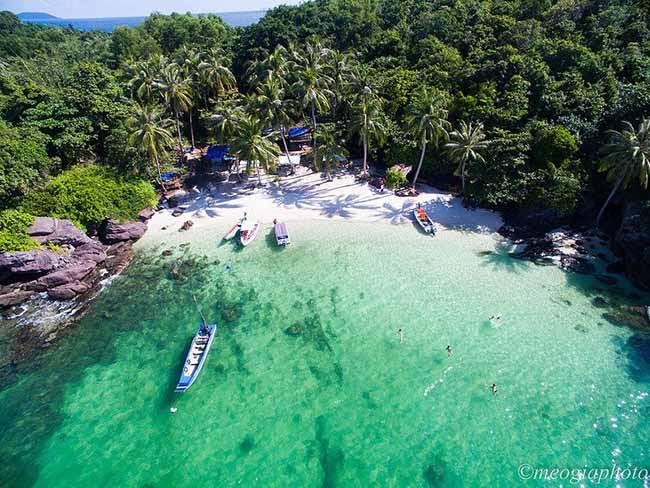 """Điểm danh 7 hòn đảo như chốn """"thiên đường"""" ở Kiên Giang - 10"""