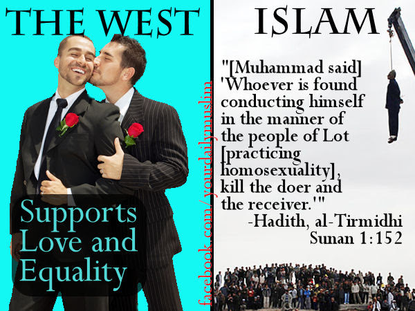 West vs Islam
