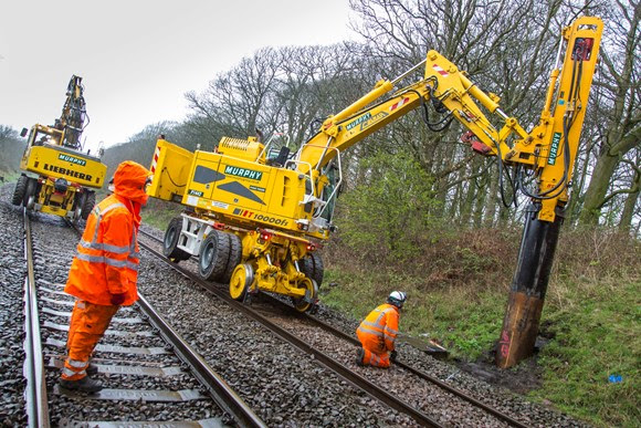 Residents in Lancashire invited to find out more about railway work