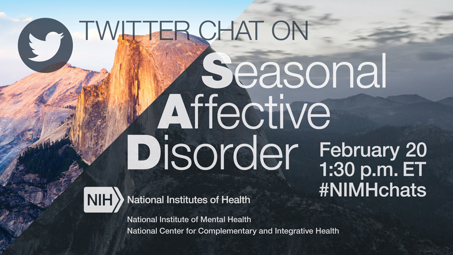 NIMH Twitter Chat