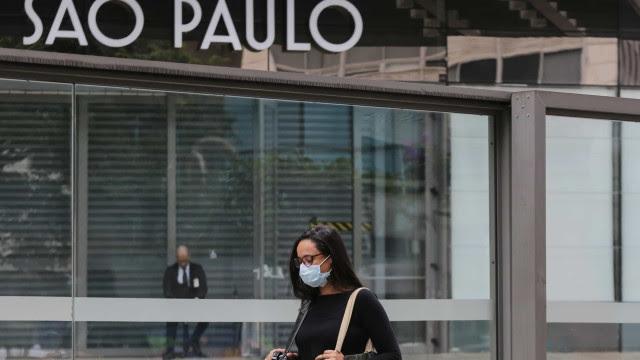 A 9 dias de acabar, abril já é o mês mais letal desde o início da pandemia no estado de SP