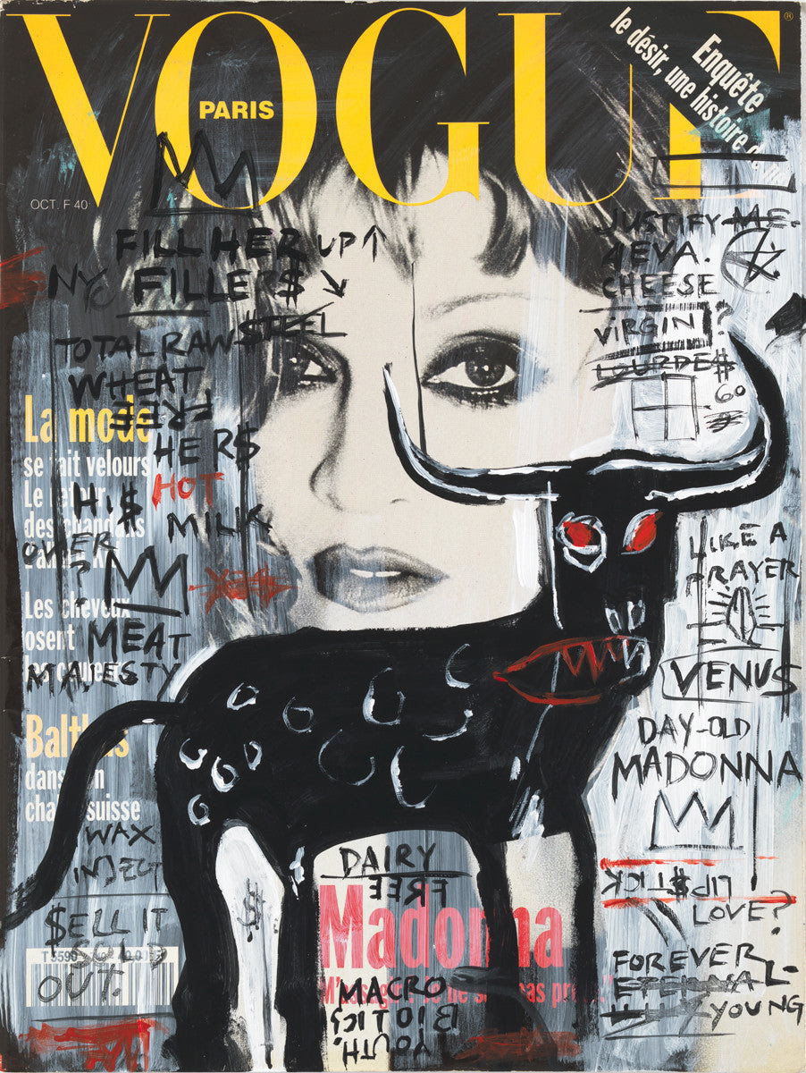 THE BASQUIAT ISSUE