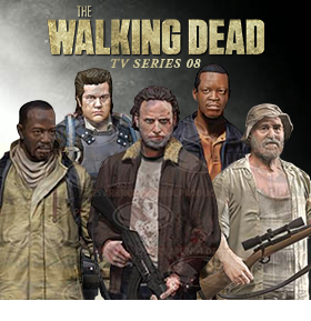 THE WALKING DEAD TV SERIES 08