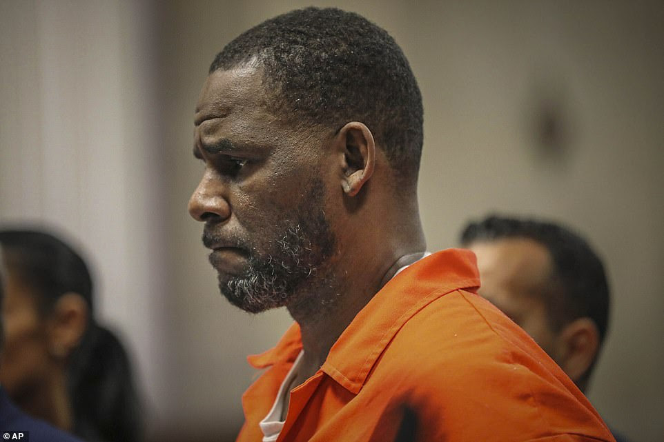 Kelly's (pictured in 2019) trial centered around six women