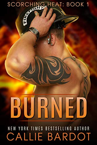 Cover for 'Burned (Scorching Heat Book 1)'