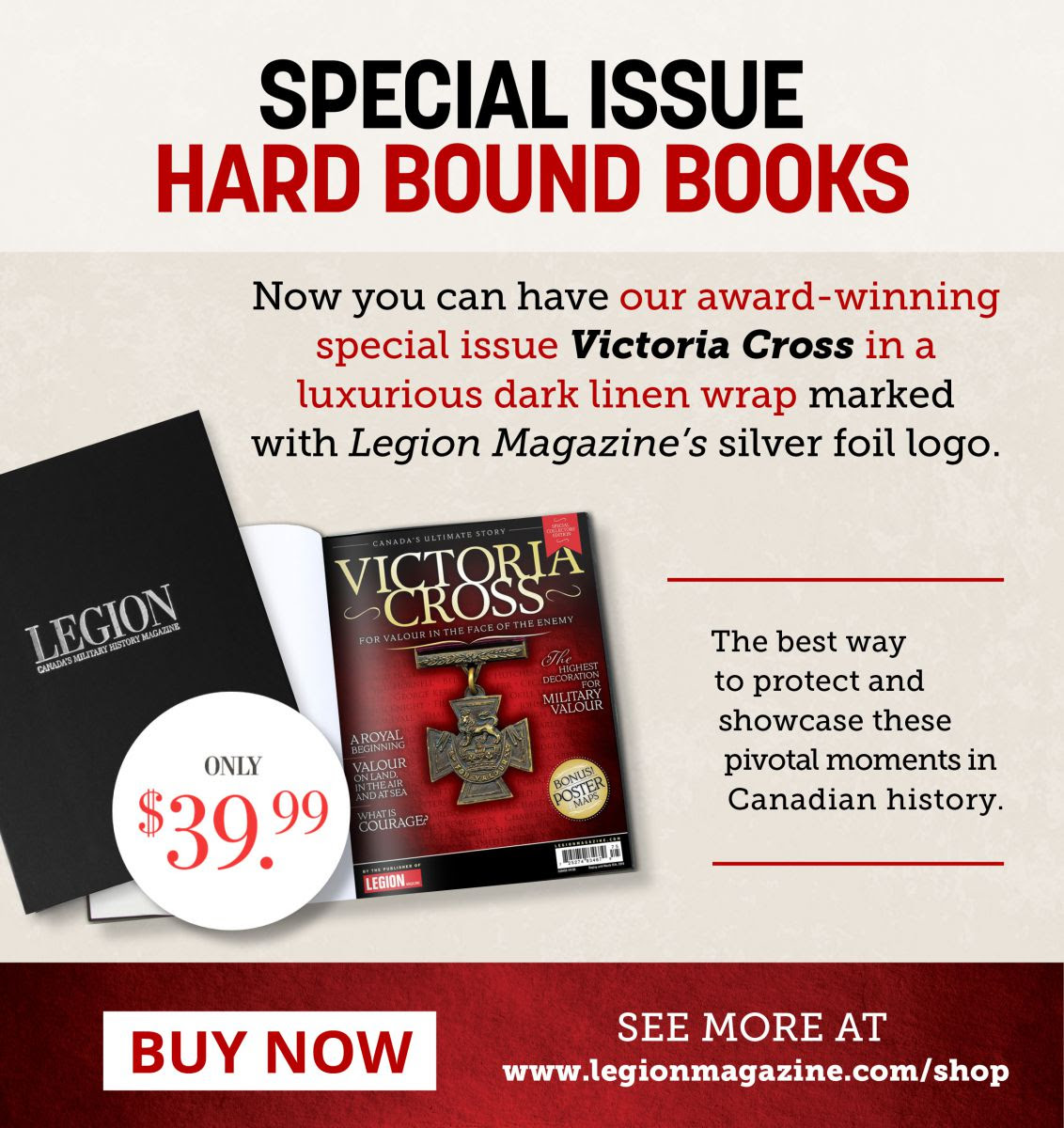 The Victoria Cross | Bound Book