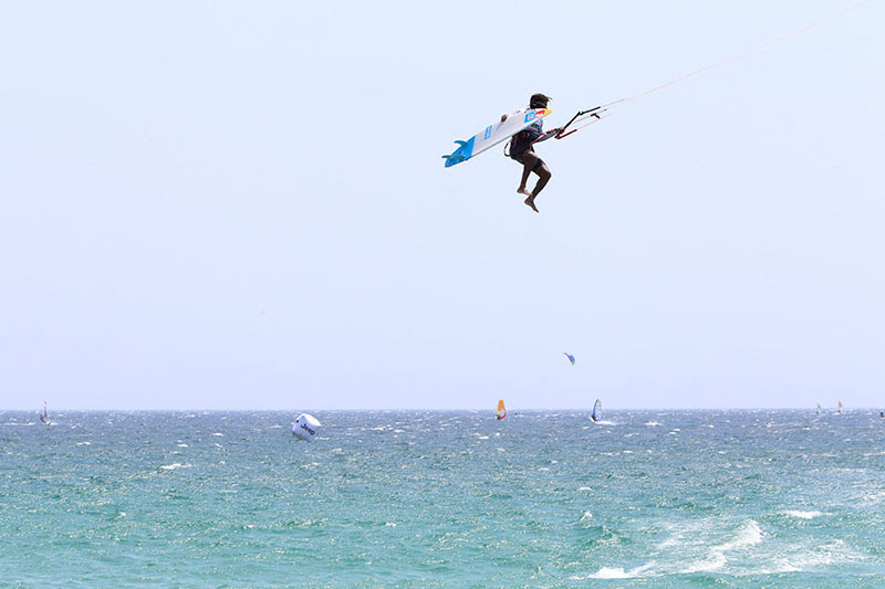 Airton's kite loop