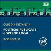 Curso EAD – Políticas Públicas e Governo Local