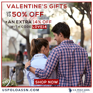 U.S. Polo Assn: Valentine`s Gi...