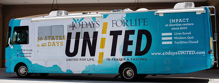 40 DAYS FOR LIFE UNITED TOUR VISIT-SACRAMENTO STATEWIDE RALLY @ SACRAMENTO CA 40 DFL | Vallejo | California | United States