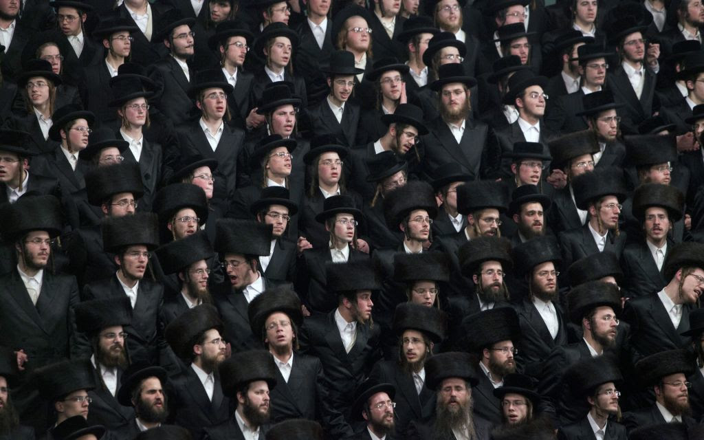 Ultra-Orthodox