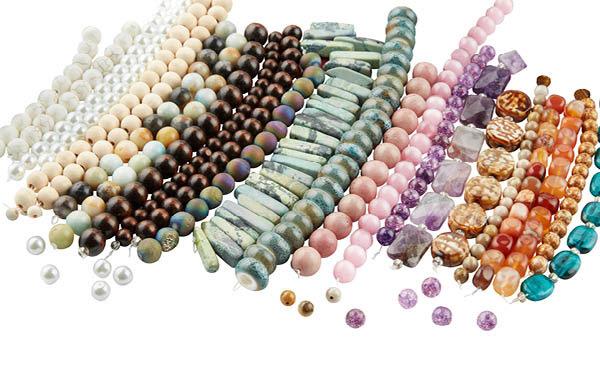 ALL Strung Beads