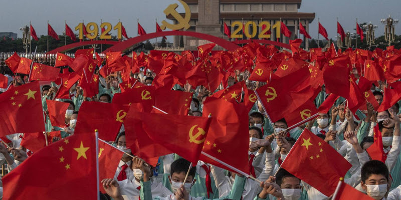 China's Communists at 100