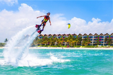 Flyboard Extreme Experience at Grand Velas Riviera Maya