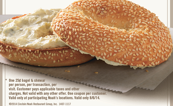 Image of Bagel & Shmear