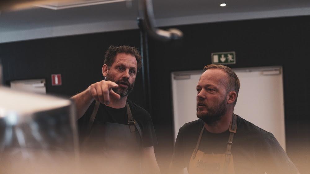 Purity Distillery Master Blender Mathias Tonnesson and Master Distiller Stefan Magnusson