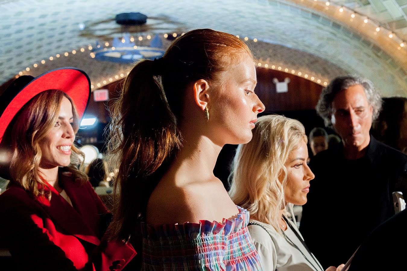 fashion, runway, makeup trends, hair, tips, tricks, chic studios, amy nicole, makeup school, beauty blog, jill stuart, kate spade, oscar de la renta, kith sport, delpozo, Mansur Gavriel, nyfw, new york fashion week, paris fashion week, milan fashion week