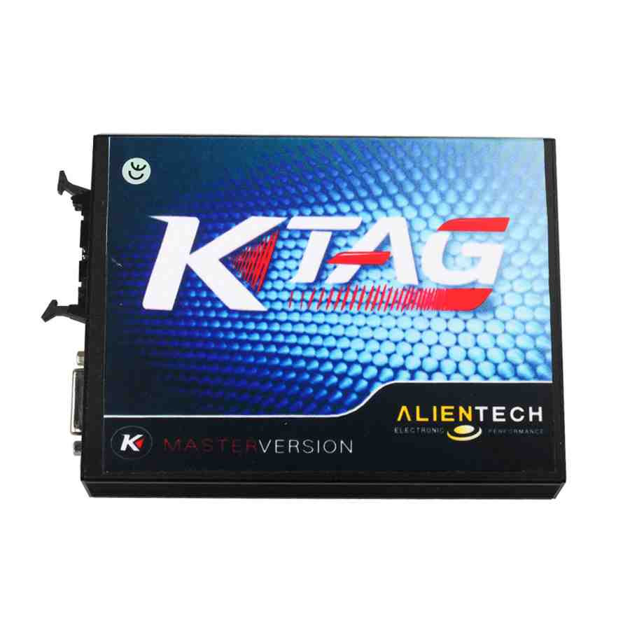 (Free Ship) Best Price V2.13 Ktag FW V6.070 ECU Programmer Master Unlimited Tokens with ECM Tianium V1.61