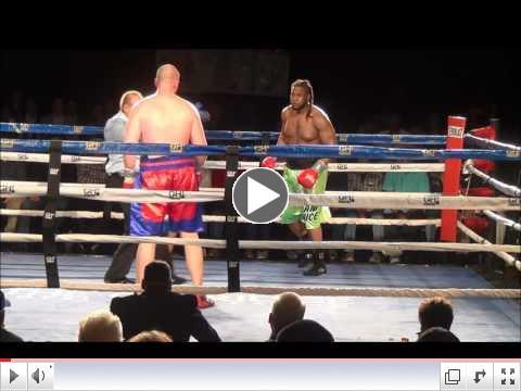 Tyrell Wright vs Dan Pasciolla