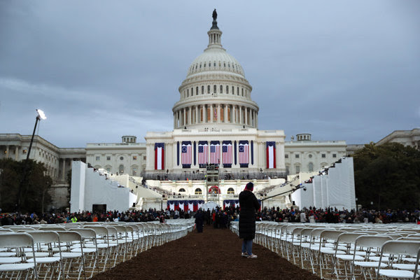 Hundreds of pages of financial disclosure documents were released this week on the sources of funding for President Trump's inauguration in January.