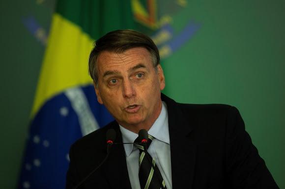 La gestión Bolsonaro estuvo salpicada por denuncias de corrupción pero alza económica. Foto: EFE