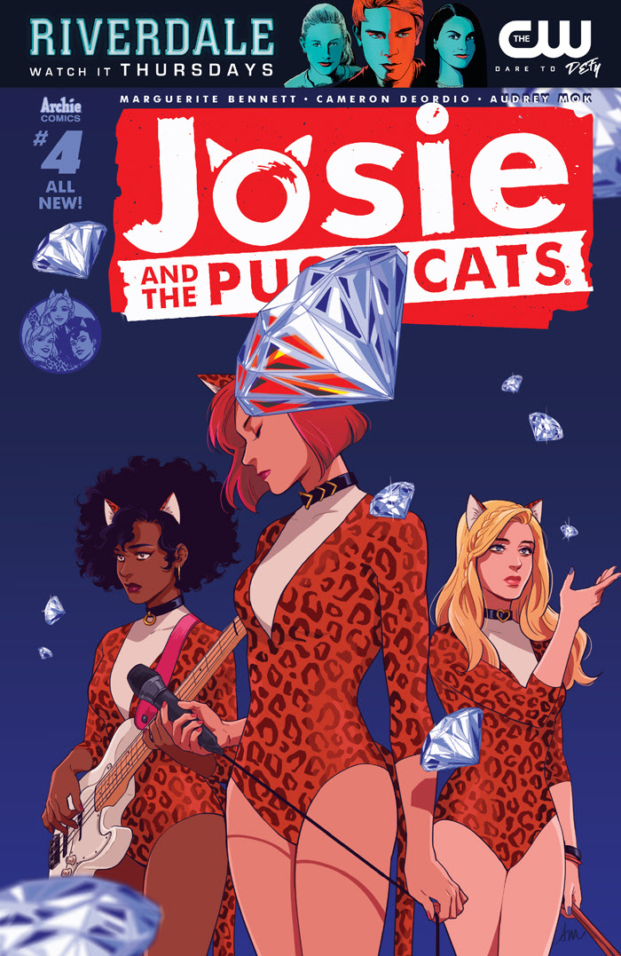 Josie and the Pussycats Cover