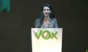 Vox ve en el 8M un día