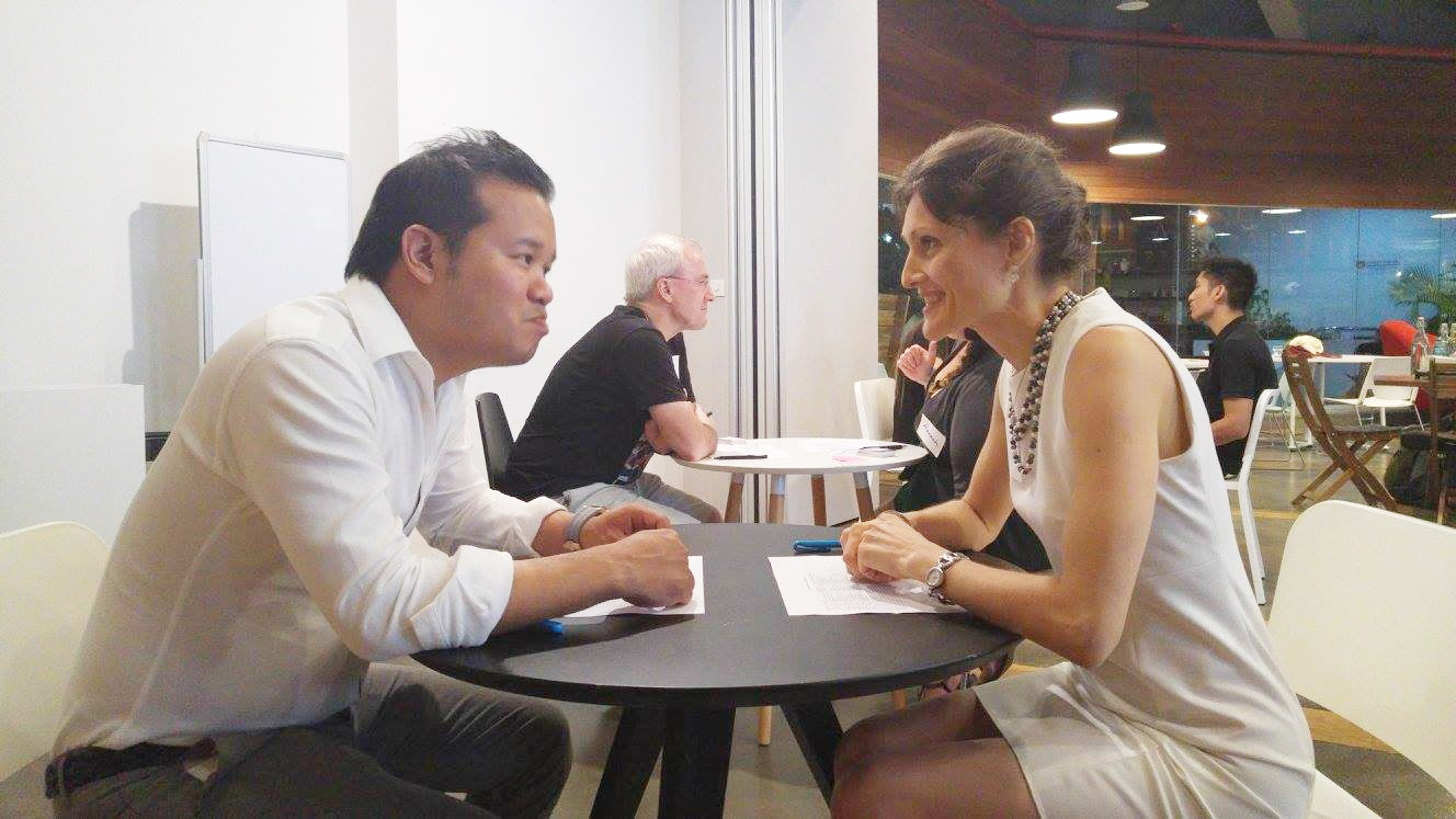 Speed Dating: Transfer Your Passion Into Your Pitch